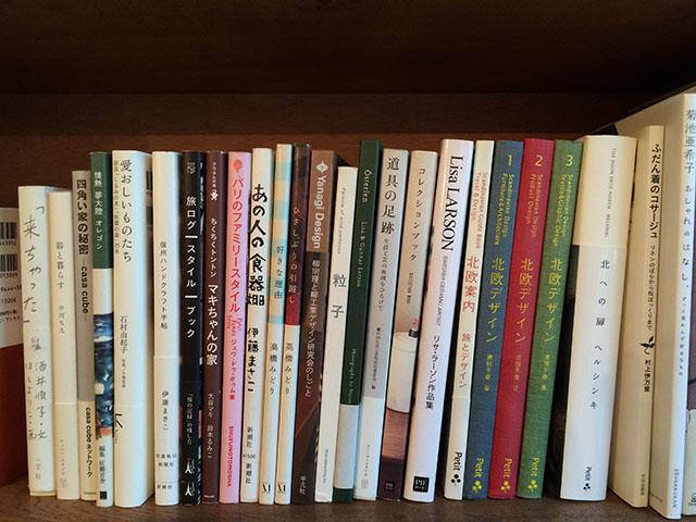 KIMAMA BOOKS 本棚