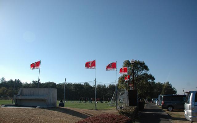 浦和レッズ キャンプ